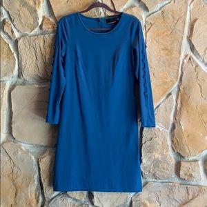 Cynthia Rowley long sleeve dress